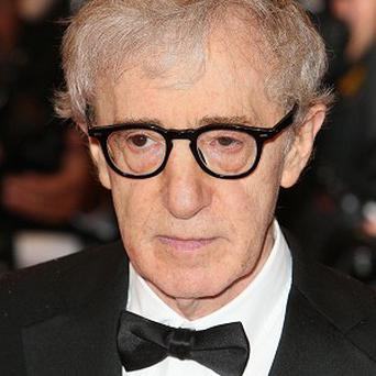 Woody Allen will receive a special honour at the Golden Globes