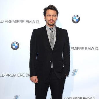 James Franco reckons actors shouldn't be blamed for bad movies