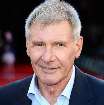 Harrison Ford will be recognised for his film work