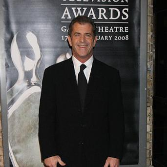 Mel Gibson had an argument with Barry Norman about his height