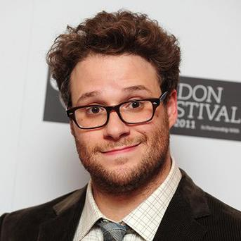 Seth Rogen worked with Jonah Hill and Evan Goldberg on Sausage Party