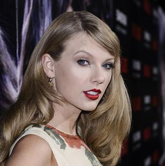 Taylor Swift reportedly has a role in The Giver