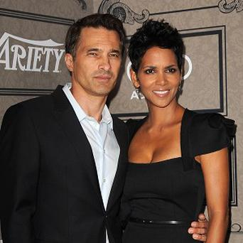 Olivier Martinez and Halle Berry have had a baby