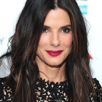 Sandra Bullock arrives at the official screening of Gravity at the Odeon in Leicester Square, London