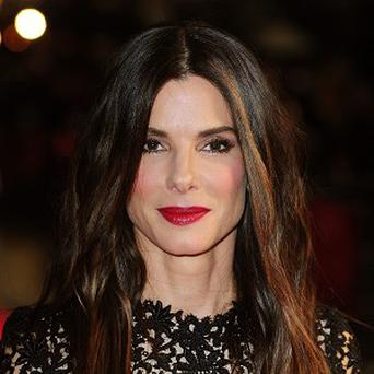 Sandra Bullock stars in sci-fi adventure Gravity