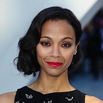 Zoe Saldana could voice a character in Book Of Life
