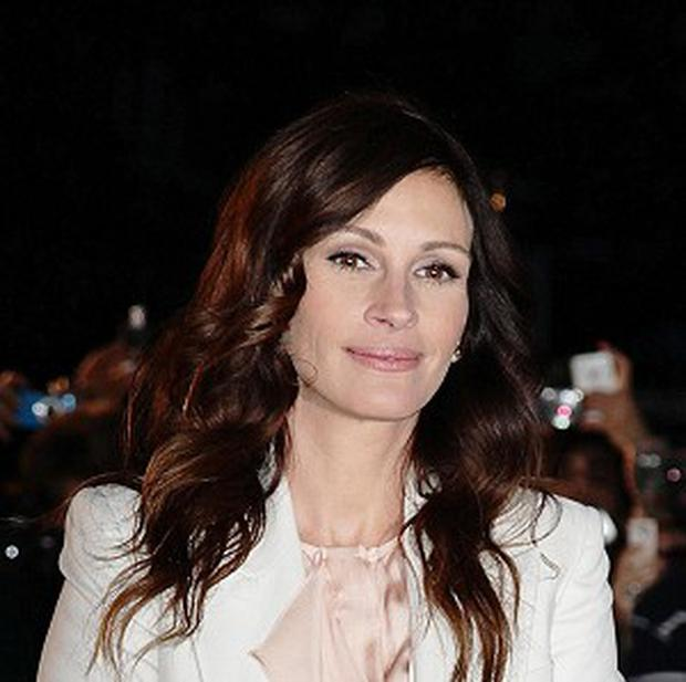 Julia Roberts says she doesn't venture onto the red carpet much any more