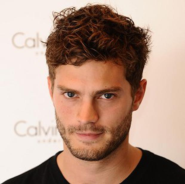 Jamie Dornan has replaced Charlie Hunnam in Fifty Shades of Grey