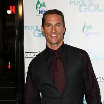 Matthew McConaughey lost a lot of weight for Dallas Buyers Club
