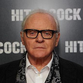 Anthony Hopkins starred as The Silence of the Lambs psychopath Dr Hannibal Lecter