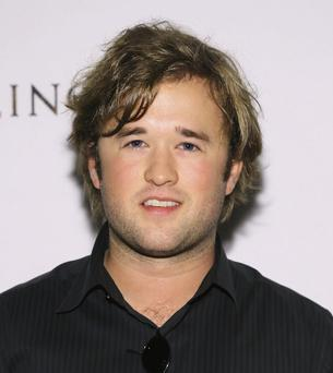 Here he is now: Haley Joel Osment is coming back to our screens in indie comedies Tusk and Me Him Her