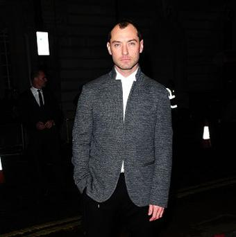 Jude Law has lashed out media reports over his private life