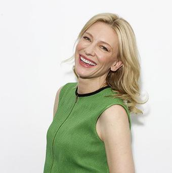 Cate Blanchett is being given a top award for Blue Jasmine