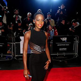 Lupita Nyong'o admits working on 12 Years A Slave was a struggle