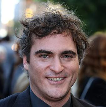 Joaquin Phoenix has confessed he suffers from terrible nerves on set