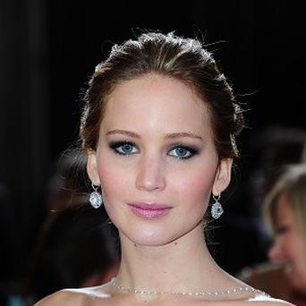 Jennifer Lawrence lost her hearing filming Catching Fire