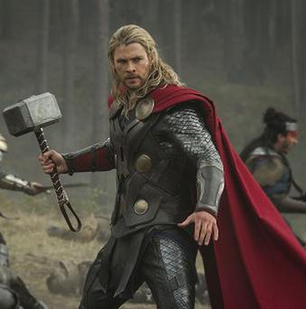 Thor: The Dark World dominated the US box office