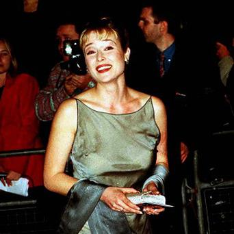 Jennifer Ehle is excited about the Fifty Shades Of Grey movie