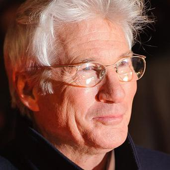 Richard Gere is set to star in Old Fires
