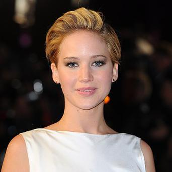 Jennifer Lawrence isn't one for fitness regimes or diets