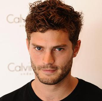 Jamie Dornan is starring in the Fifty Shades movie