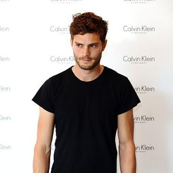 Jamie Dornan has the lead role in Fifty Shades Of Grey