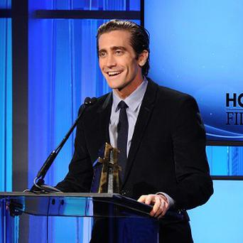 Jake Gyllenhaal needed stitches after cutting his hand while shooting Nightcrawler