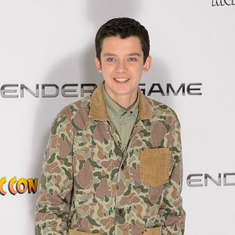 Asa Butterfield is in talks about King Of The Kastle