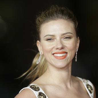 Scarlett Johansson was honoured at the Rome Film Festival