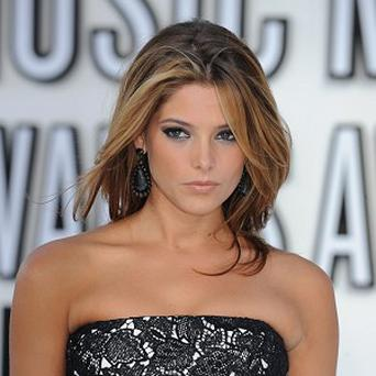 Ashley Greene will play a girl who rises from the dead in her new film