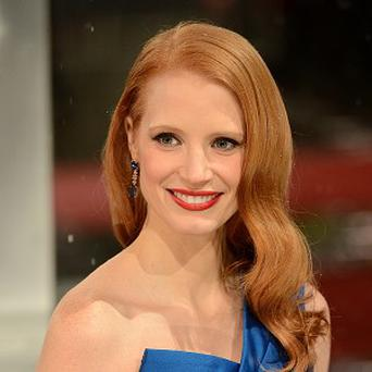 Jessica Chastain is to star in the big screen adaptation of The Secret Scripture