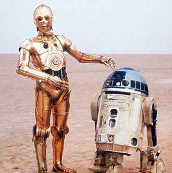 R2-D2 and his pal C-3PO have appeared in all six previous Star Wars films