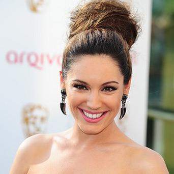Kelly Brook could appear in the Entourage film