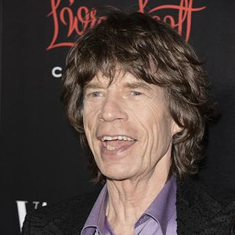 Mick Jagger is one of the producers of Get On Up and will be played in the film by Nick Eversman