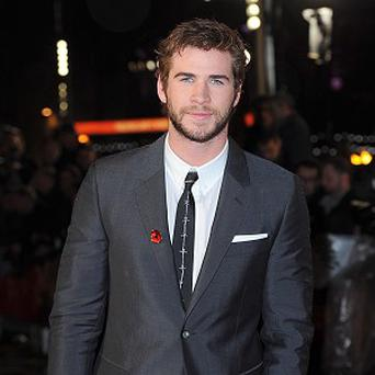 Liam Hemsworth says he feels more at ease than he has in years