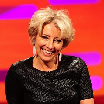 Emma Thompson didn't want to play the helpless woman