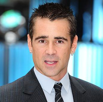Colin Farrell stars in Saving Mr Banks