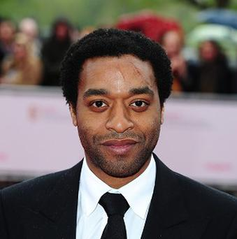 Chiwetel Ejiofor became immersed in his 12 Years A Slave role