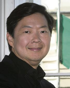 COMEDY CAPERS: Ken Jeong pictured recently at the Merrion Hotel in Dublin