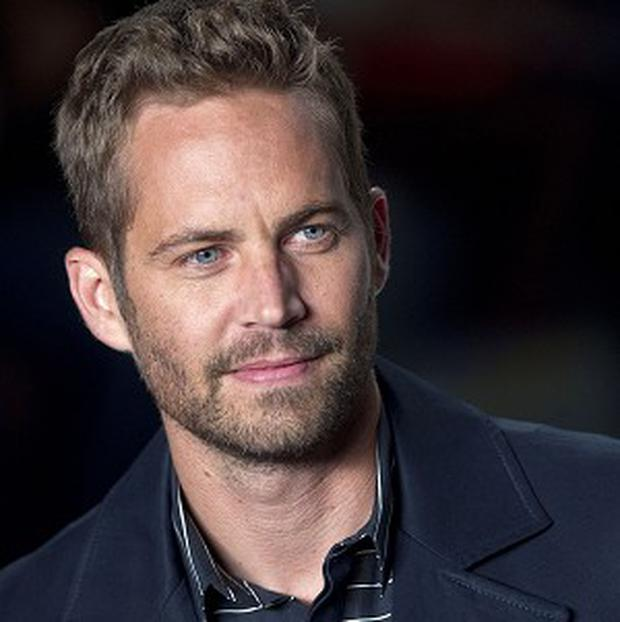 Paul Walker died in a car crash in the US