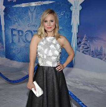 Kristen Bell voices Princess Anna in new Disney film, Frozen