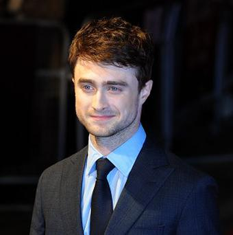 Daniel Radcliffe doesn't think Allen Ginsberg would approve of his poetry