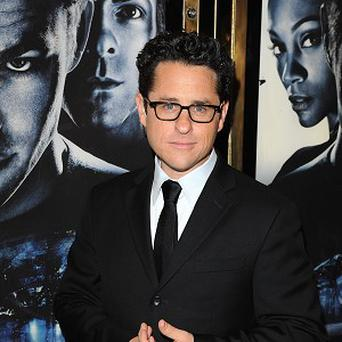 JJ Abrams is directing the new Star Wars movie