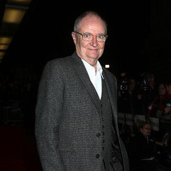 Jim Broadbent says being nominated for an Oscar was scary