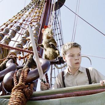 Will Poulter stars as Eustace Scrubb in The Chronicles Of Narnia: The Voyage Of The Dawn Treader (20th Century Fox/Everett/Rex)