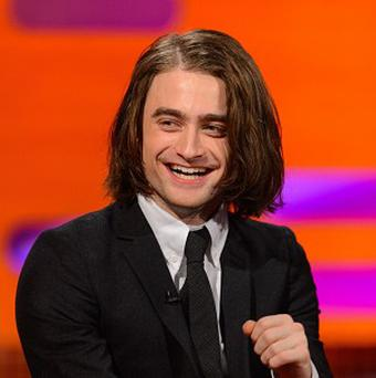 Daniel Radcliffe has been nominated for a What's On Stage award
