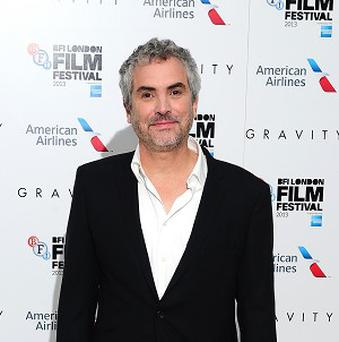 Gravity, directed by Alfonso Cuaron, was the top award winner at the Los Angeles Film Critics Association bash