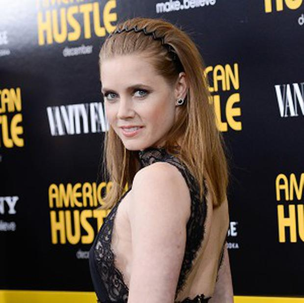 Amy Adams isn't bothered about winning awards for her American Hustle role