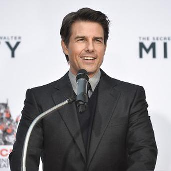 Tom Cruise stands at 1.70m, making him shorter than the average man