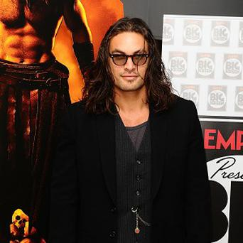Jason Momoa is in talks to join the Man Of Steel sequel